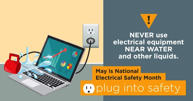 SAFETY_ElectricalSafetyMonth_SocialPost1_WEB Understanding Home Electrical Wiring on understanding electrical coils, understanding residential wiring, understanding electrical receptacles, understanding alternating current, understanding electrical starters, understanding electrical diagrams, home wiring, understanding electrical wire, understanding direct current, understanding wiring diagrams,
